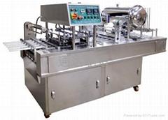JXS-3600 MECHANICAL CUP –FILLING & SEALING  MACHINE