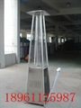 塔形火焰玻璃管取暖器