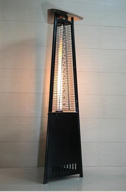 三角形取暖器