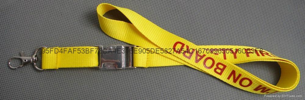 半金属插扣挂绳 1