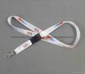 尼龍緞帶手機繩 4