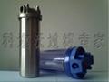 不鏽鋼單芯過濾器 1