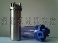 不鏽鋼單芯過濾器