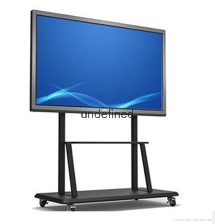 幼儿园用触摸屏教学一体机会议平板交互式智能电子白板 1