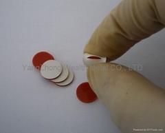 silicon-teflon liner