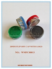 20MM FLIP OFF CAP
