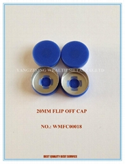 20MM FLIP OFF SEAL