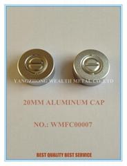 20MM ALUMINUM CAP
