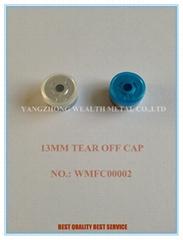 13MM TEAR OFF CAP