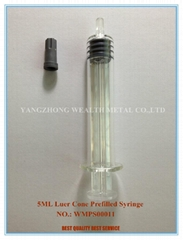 5ml Prefilled Syringe