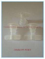24mm PP Port