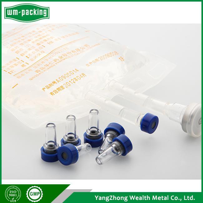 Spike Port for I. V. /Non-PVC/PVC Bag, Spike Ports for Infusion Bag 2