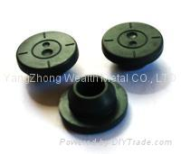34mm Butyl Rubber Stopper for Infusion Bottle
