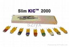 KIC2000爐溫測試儀