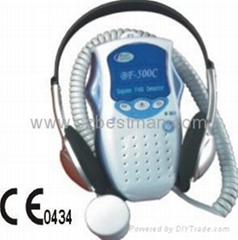 Bestman CE/FDA Pocket Fetal Doppler BF-500C Home Use