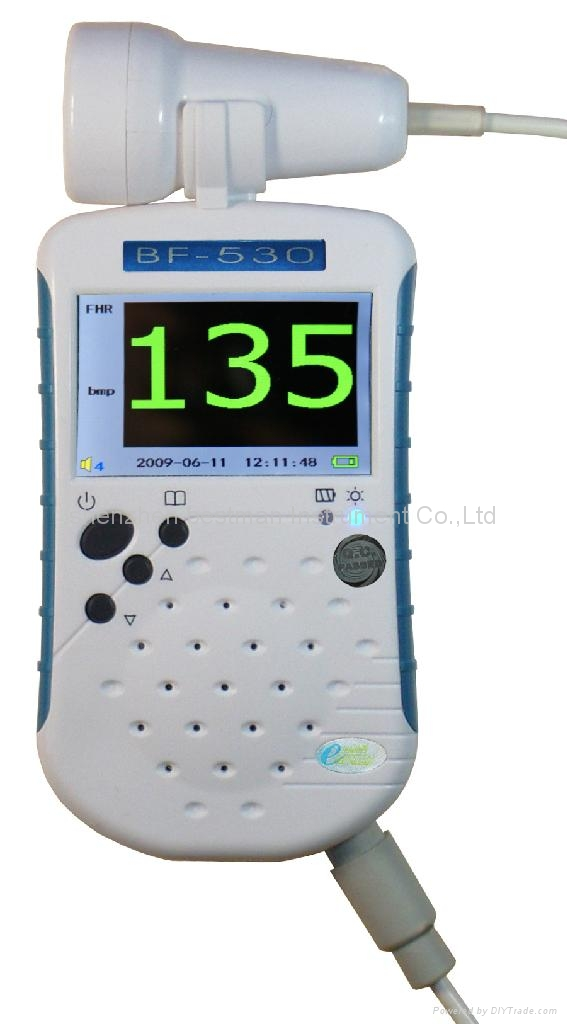 Bestman CE Pocket Vascular Doppler BF-530 TFT Home Use      1