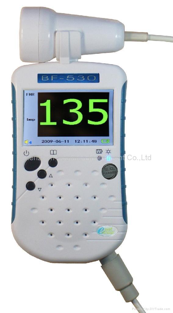 Bestman CE Pocket Fetal Doppler BF-530TFT Home Use 1