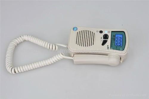 BSM CE/FDA Pocket Fetal Doppler BF-500++ Home Use    2