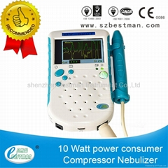 CE vascular surgery with Bidirection waveform,built-in battery