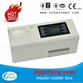 Insulin Cooler Refrigerated Box / Portable Drug Reefer / Car Small Refrigerator