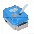 ozone disinfection needle burner  work