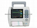Fetal heart rate monitor with CE and