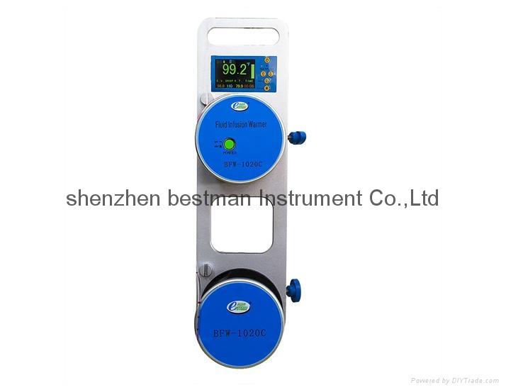 Blood Warmer shenzhen bestman CE approved TFT SCREEN