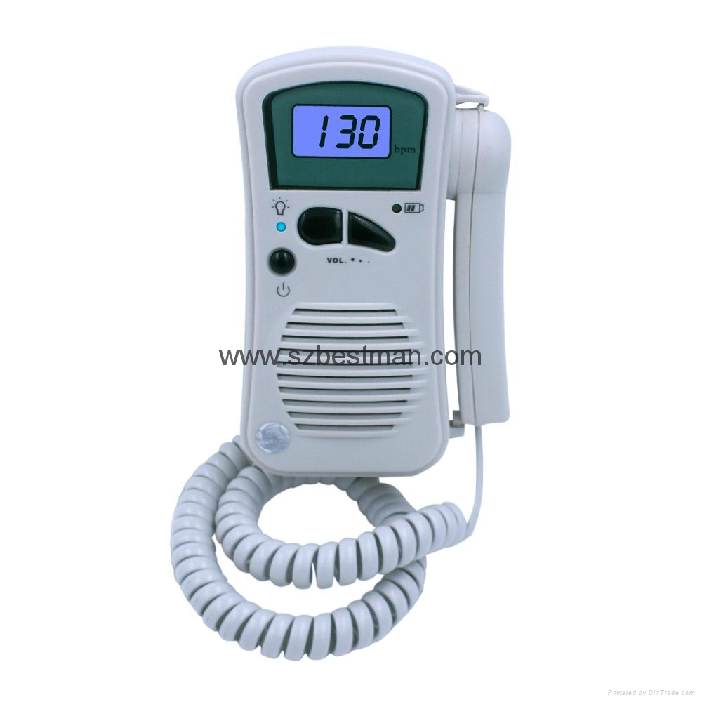 CE/FDA china suppliers Fetal Doppler 6