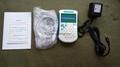 Handheld veterinary vascular doppler detect animal blood flow