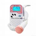 Blue tooth mobile app fetal Doppler BF-500D+ 4
