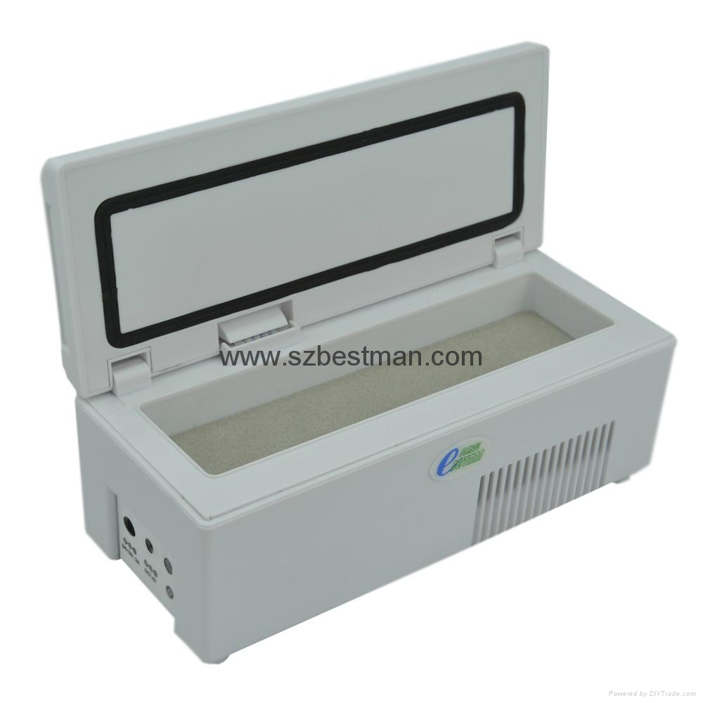 stable function Diabetes Insulin mini refrigerator 2