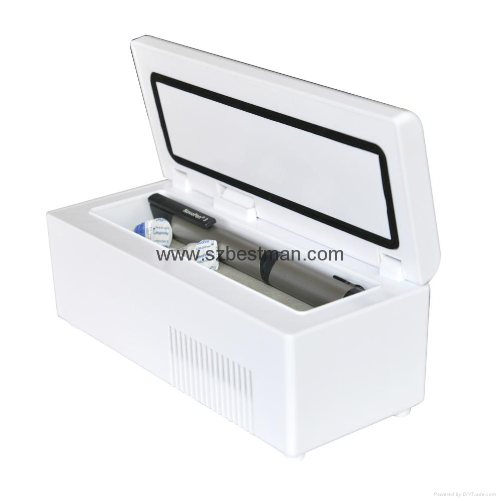 stable function Diabetes Insulin mini refrigerator 3