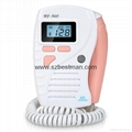 hand held fetal doppler,fetal heart rate doppler,pocket fetal doppler price 2