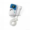 CE Pocket Fetal Doppler BF-500D+ ( TFT )  Home Use