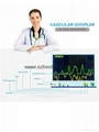 stable function bidirection BV-520P Color Doppler Laptop Vascular Doppler