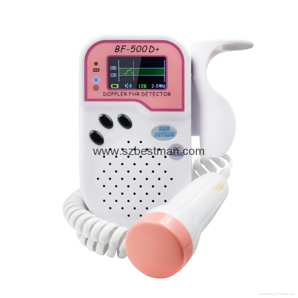 Latest househeld fetal doppler with clear sound 6