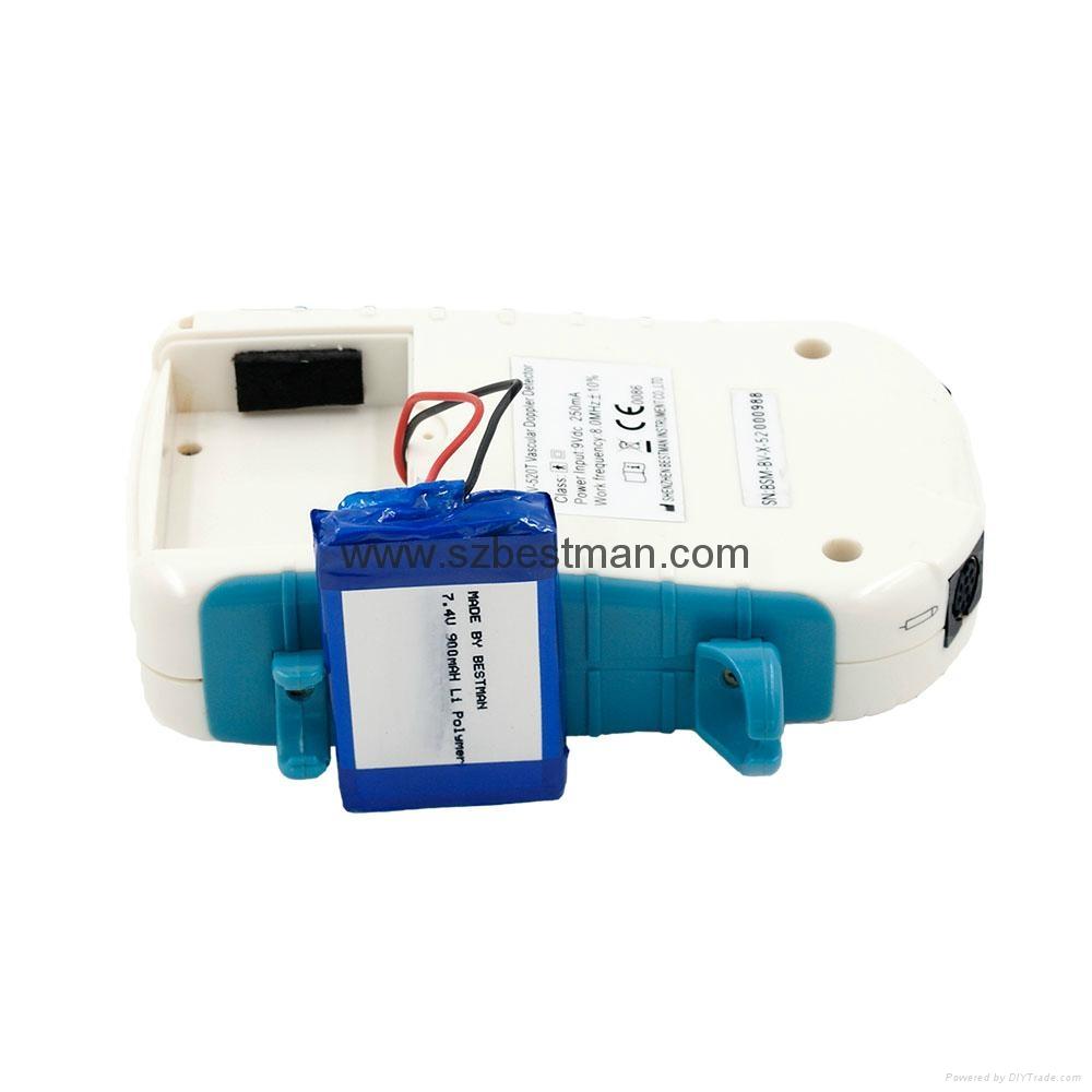 BSM CE Pocket Vascular Doppler BF-520TFT Home Use   5