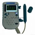 BSM CE Pocket Vascular Doppler BF-520TFT Home Use   12