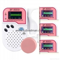 Newest doppler fetal with