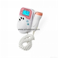 Blue tooth mobile app fetal Doppler BF-500D+ 7