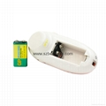 free gift -wholesale pocket fetal doppler,home doppler with CE 13