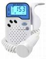 health Pocket Fetal Doppler BF-500D+