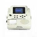 CE/FDA Portable Fetal Doppler BF-610P Hospital Use     2