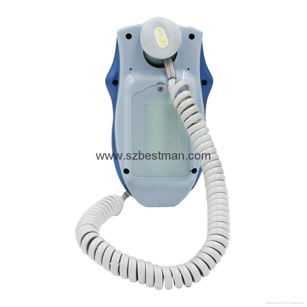 Bestman CE/FDA Pocket Fetal Doppler BF-500A Home Use    3