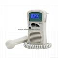 CE/FDA Pocket Fetal Doppler BF-500++ Home Use    2