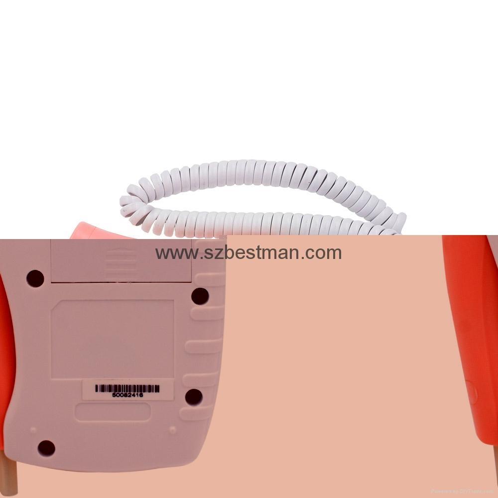 Bestman CE/FDA Pocket Fetal Doppler BF-560 Home Use     8