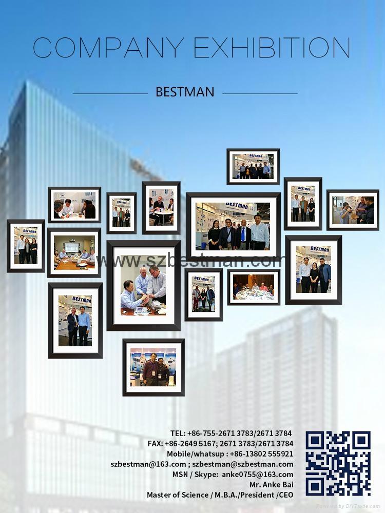 Bestman CE/FDA Pocket Fetal Doppler BF-560 Home Use     12