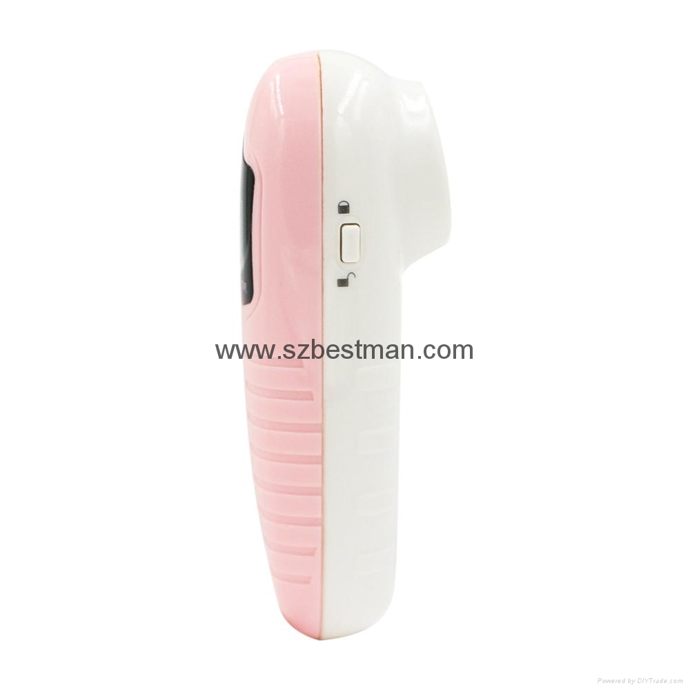 Bestman mini Fetal Doppler BF-510S Home Use  7