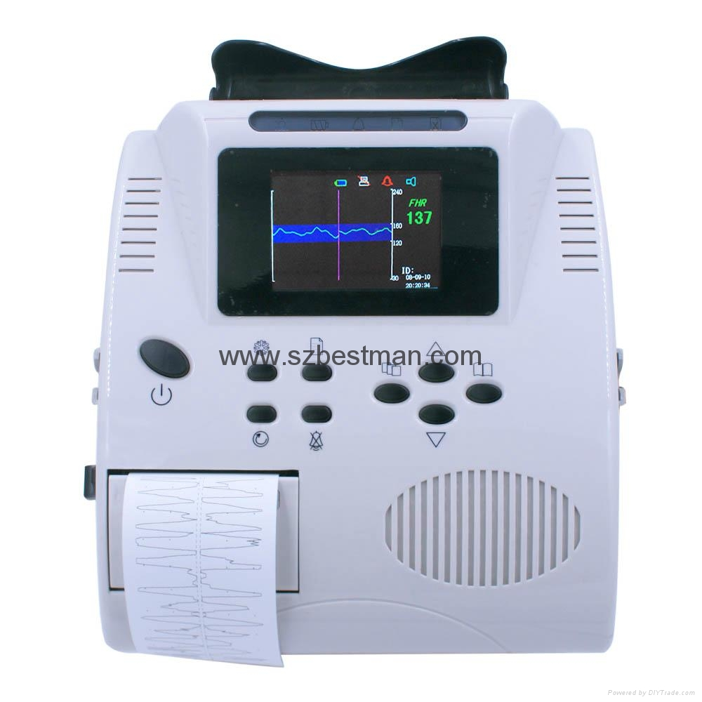 CE/FDA Portable Fetal Doppler BF-610P Hospital Use     1