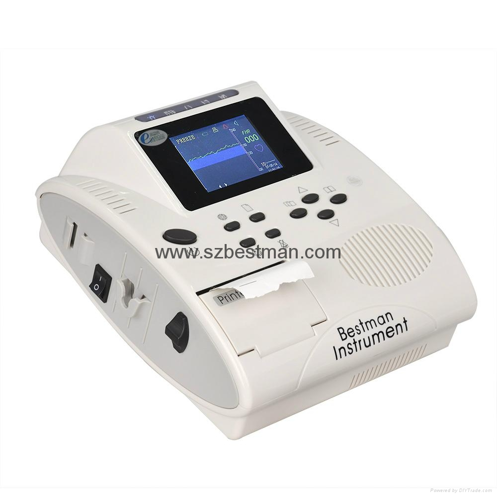 CE/FDA Portable Fetal Doppler BF-610P Hospital Use     6